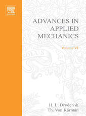 ADVANCES IN APPLIED MECHANICS VOLUME 6
