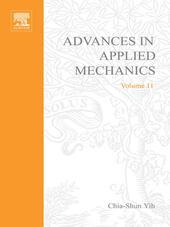 ADVANCES IN APPLIED MECHANICS VOLUME 11