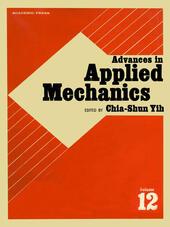 ADVANCES IN APPLIED MECHANICS VOLUME 12
