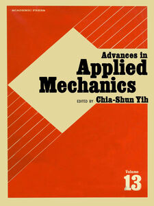 Ebook in inglese ADVANCES IN APPLIED MECHANICS VOLUME 13