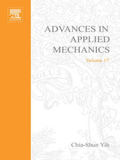 ADVANCES IN APPLIED MECHANICS VOLUME 17
