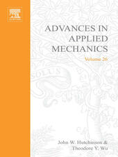 ADVANCES IN APPLIED MECHANICS VOLUME 26