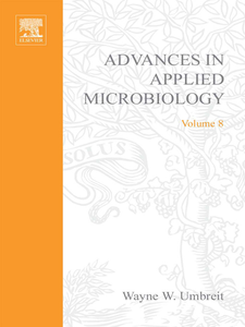 Ebook in inglese ADVANCES IN APPLIED MICROBIOLOGY VOL 8 -, -