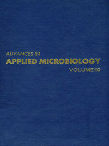 Foto Cover di ADVANCES IN APPLIED MICROBIOLOGY VOL 19, Ebook inglese di  edito da Elsevier Science
