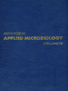 Ebook in inglese ADVANCES IN APPLIED MICROBIOLOGY VOL 19 -, -