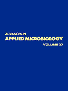 Ebook in inglese ADVANCES IN APPLIED MICROBIOLOGY VOL 20