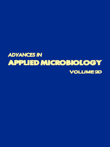 Ebook in inglese ADVANCES IN APPLIED MICROBIOLOGY VOL 20 -, -