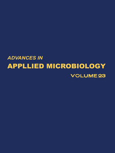 Ebook in inglese ADVANCES IN APPLIED MICROBIOLOGY VOL 23 -, -