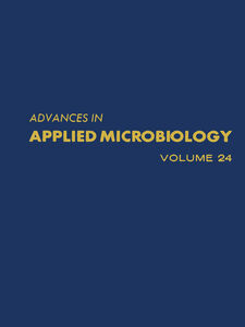 Ebook in inglese ADVANCES IN APPLIED MICROBIOLOGY VOL 24 -, -