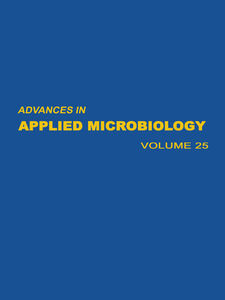 Ebook in inglese ADVANCES IN APPLIED MICROBIOLOGY VOL 25 -, -