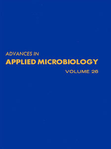 Ebook in inglese ADVANCES IN APPLIED MICROBIOLOGY VOL 26 -, -