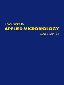 Ebook in inglese ADVANCES IN APPLIED MICROBIOLOGY VOL 29 -, -