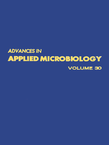 Ebook in inglese ADVANCES IN APPLIED MICROBIOLOGY VOL 30 -, -