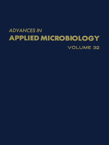 Ebook in inglese ADVANCES IN APPLIED MICROBIOLOGY VOL 32 -, -