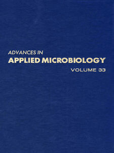 Ebook in inglese ADVANCES IN APPLIED MICROBIOLOGY VOL 33