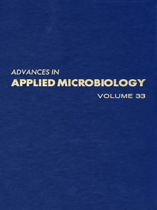 Ebook in inglese ADVANCES IN APPLIED MICROBIOLOGY VOL 33 -, -