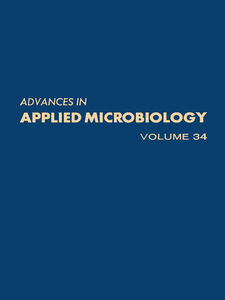 Ebook in inglese ADVANCES IN APPLIED MICROBIOLOGY VOL 34 -, -