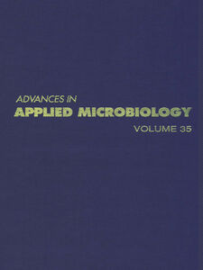 Foto Cover di ADVANCES IN APPLIED MICROBIOLOGY VOL 35, Ebook inglese di  edito da Elsevier Science