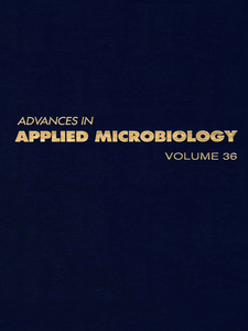 Ebook in inglese ADVANCES IN APPLIED MICROBIOLOGY VOL 36 -, -