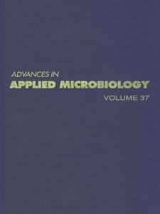 Ebook in inglese ADVANCES IN APPLIED MICROBIOLOGY VOL 37 -, -