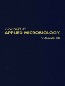 Ebook in inglese ADVANCES IN APPLIED MICROBIOLOGY VOL 38 -, -