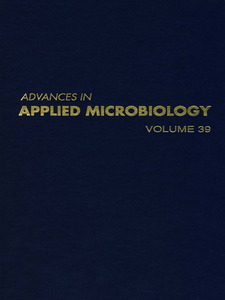 Ebook in inglese ADVANCES IN APPLIED MICROBIOLOGY VOL 39 -, -