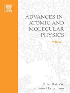 Foto Cover di ADV IN ATOMIC & MOLECULAR PHYSICS V1, Ebook inglese di  edito da Elsevier Science