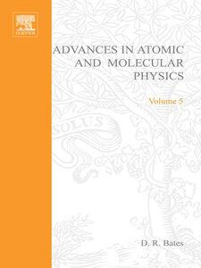 Foto Cover di ADV IN ATOMIC & MOLECULAR PHYSICS V5, Ebook inglese di  edito da Elsevier Science