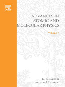 Foto Cover di ADV IN ATOMIC & MOLECULAR PHYSICS V7, Ebook inglese di  edito da Elsevier Science