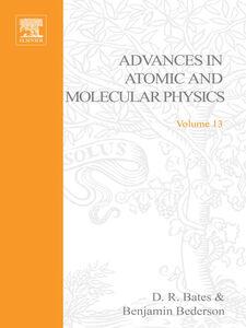Ebook in inglese ADV IN ATOMIC & MOLECULAR PHYSICS V13