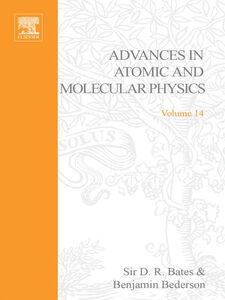 Ebook in inglese ADV IN ATOMIC & MOLECULAR PHYSICS V14