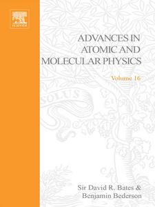 Ebook in inglese ADV IN ATOMIC & MOLECULAR PHYSICS V16 -, -