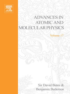 Ebook in inglese ADV IN ATOMIC & MOLECULAR PHYSICS V17 -, -