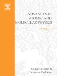 Ebook in inglese ADV IN ATOMIC & MOLECULAR PHYSICS V17 -, -