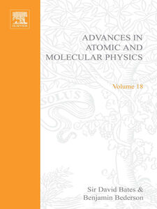 Ebook in inglese ADV IN ATOMIC & MOLECULAR PHYSICS V18 -, -