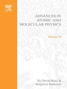 Ebook in inglese ADV IN ATOMIC & MOLECULAR PHYSICS V18 -, -