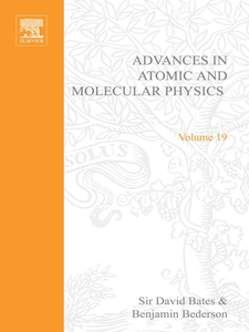 Ebook in inglese ADV IN ATOMIC & MOLECULAR PHYSICS V19 -, -