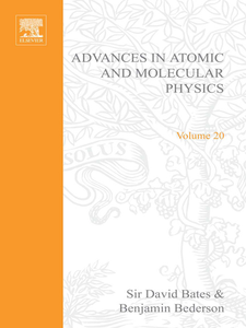 Ebook in inglese ADV IN ATOMIC & MOLECULAR PHYSICS V20 -, -