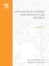 ADV IN ATOMIC & MOLECULAR PHYSICS V22