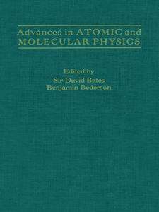 Ebook in inglese ADV IN ATOMIC & MOLECULAR PHYSICS V23 -, -