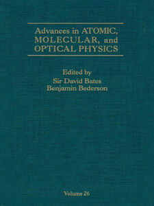 Ebook in inglese ADV IN ATOMIC & MOLECULAR PHYSICS V26 -, -