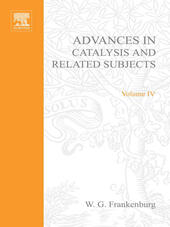 ADVANCES IN CATALYSIS VOLUME 4