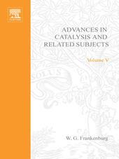 ADVANCES IN CATALYSIS VOLUME 5