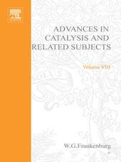 ADVANCES IN CATALYSIS VOLUME 8