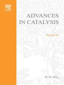 Foto Cover di ADVANCES IN CATALYSIS VOLUME 26, Ebook inglese di  edito da Elsevier Science