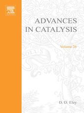 ADVANCES IN CATALYSIS VOLUME 26