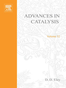 Foto Cover di ADVANCES IN CATALYSIS VOLUME 32, Ebook inglese di  edito da Elsevier Science