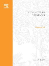 ADVANCES IN CATALYSIS VOLUME 34