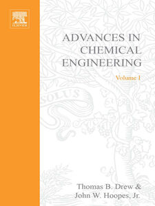 Ebook in inglese ADVANCES IN CHEMICAL ENGINEERING VOL 1