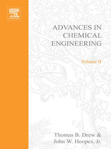 Ebook in inglese ADVANCES IN CHEMICAL ENGINEERING VOL 2